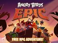 Angry Birds: Epic features the characters from Rovio's hit series in a turn-based RPG with a deep sense of humor.