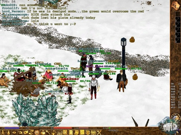 One of the moderaters made himself globally pk'able :-)