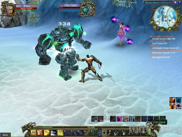 Talisman Online Screens