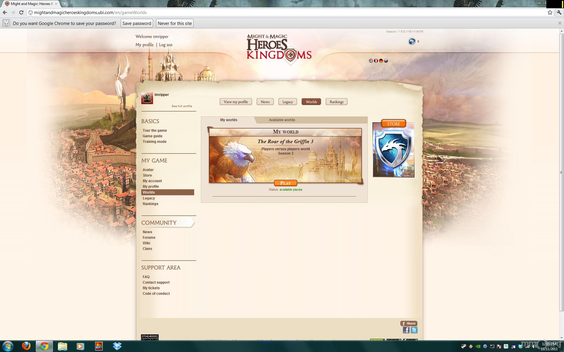 Might & Magic Heroes: Kingdoms