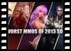 THE LIST - The Worst MMOs of 2013... So Far