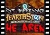 First Impressions - Part 3 - The Arena