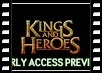 Kings and Heroes - First Person Diablo?