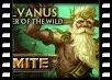 God Reveal - Sylvanus, Keeper of the Wild
