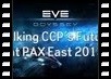 EVE and DUST 514 at PAX East 2013