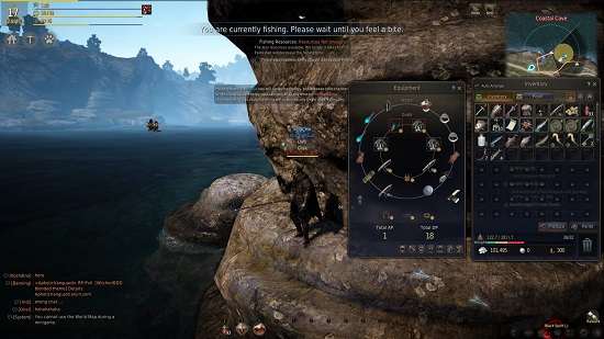 A Half Serious Guide to AFK Fishing - MMORPG com