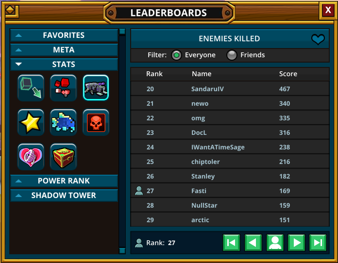 Of Leaderboards and Shadow Worlds - MMORPG com