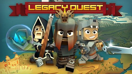 Legacy Quest: A Retro 3D Pixel Walk Down Memory Lane - MMORPG com News