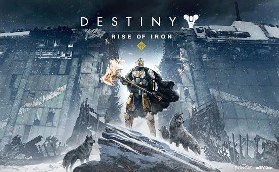 Destiny: Rise of Iron and PvP