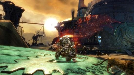 Finally, We Get Legendary Armor - MMORPG com