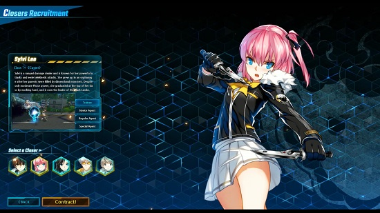 Choosing Between The Striker Caster Ranger Fighter And Lancer Characters Thankfully Gives Players Some Degree Of Variety Play Styles