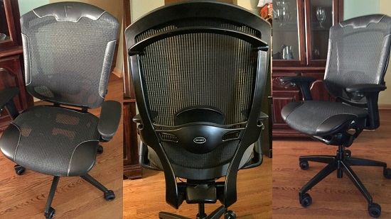 Fabulous  a high end ergonomic office chair and for all intents and purposes it is exactly that As such it is important that this chair is reviewed and not