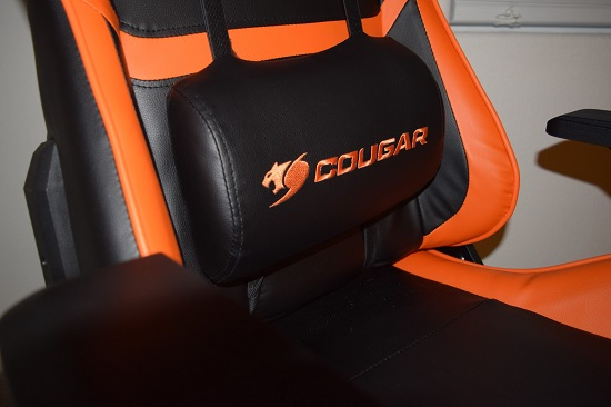 Tremendous Cougar Armor Gaming Chair Comfort With Some Drawbacks Machost Co Dining Chair Design Ideas Machostcouk