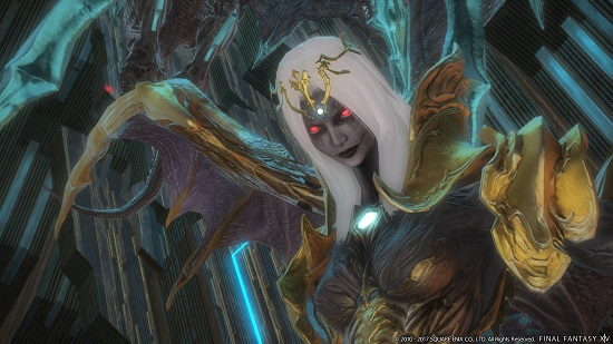 The Unending Coil of Bahamut is the Coolest Thing in FFXIV - MMORPG com