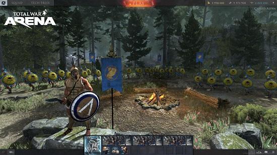 Total War: ARENA - Throwing the Doors Open - Not So MMO