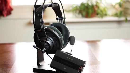 Massdrop x AKG K7XX Minimic  Building the Ultimate Gaming Headset ... fa30255866