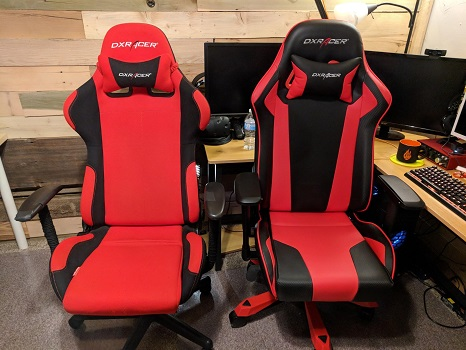 DXRacer King Series: A King's Throne - MMORPG com