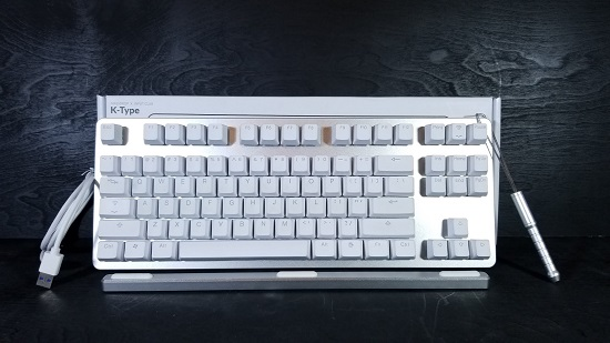 76f6cbb5003 If you're a stalwart in the gaming keyboard space, you might be surprised  to hear that the K-Type has quite the amount of buzz around it.