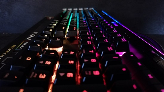 Corsair K95 RGB Platinum: The Gold Standard for Gaming Keyboards