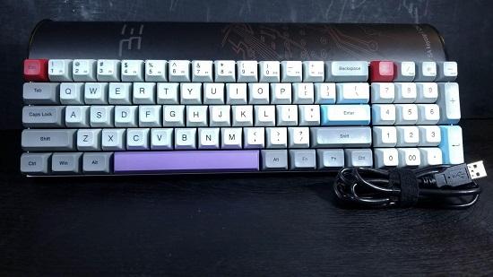 Vortex ViBE Mechanical Keyboard: A New Favorite - MMORPG com