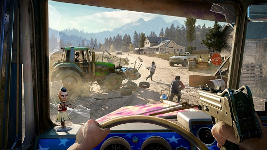 Far Cry 5 Review - Fabulous & Frustrating - Not So MMO - MMORPG com