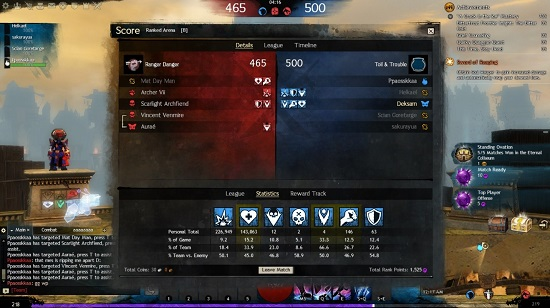 Metabattle is Ruining PvP in GW2 - MMORPG com