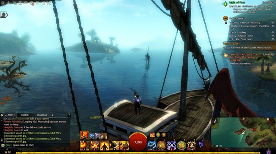 A Case Against Water Combat (and in Favor of Anything Else) - MMORPG com