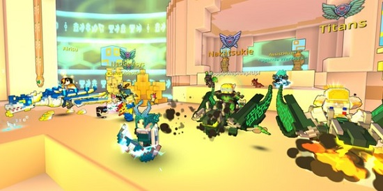Geode & Bomber Royale Preview - MMORPG com