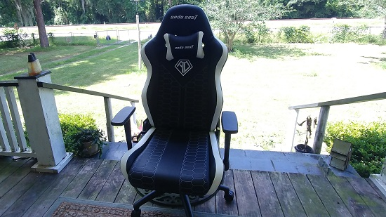Andaseat: Spirit King Gaming Chair: A True King? - MMORPG com