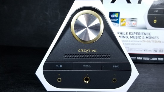 Creative Sound Blaster X7 Limited Edition: Time to Level Up - MMORPG com
