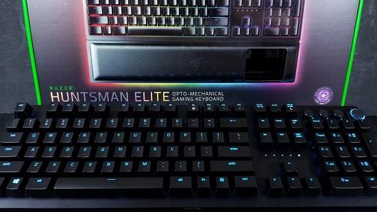 Razer Huntsman Elite: Introducing Razer's New Flagship Keyboard