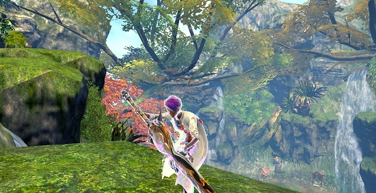 Blade & Soul - Warden First Impressions - MMORPG com