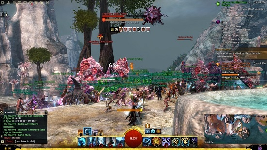 Returning To Guild Wars 2 That Pesky Itemization Mmorpgcom