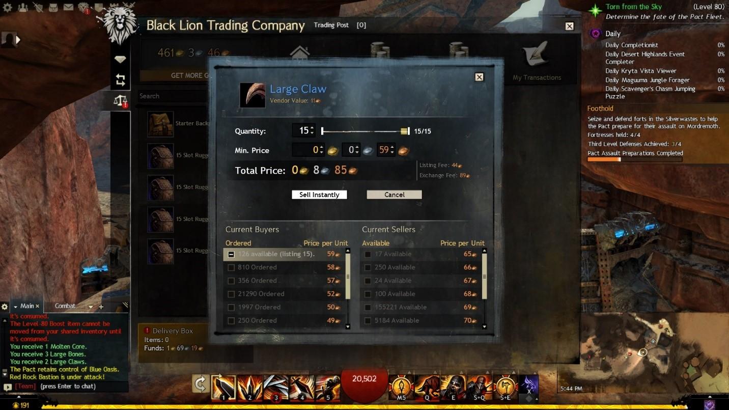 Guild Wars 2: That Pesky Itemization