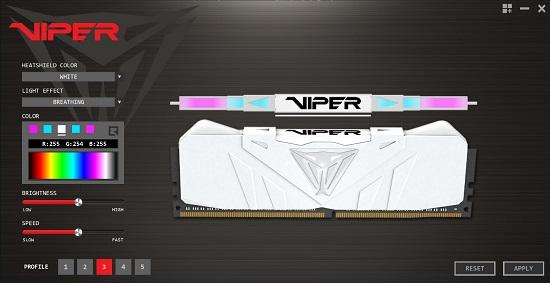 Patriot Viper RGB DDR4 3600 16GB Kit Review - MMORPG com
