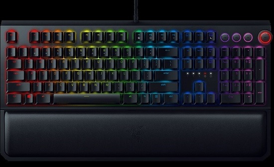 Razer Blackwidow Elite Mechanical Keyboard Review - MMORPG com