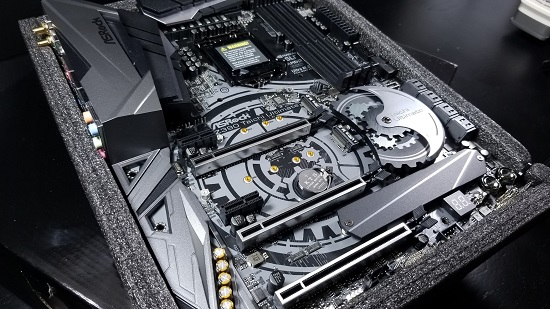 ASRock Z390 Taichi Ultimate Motherboard Review - MMORPG com