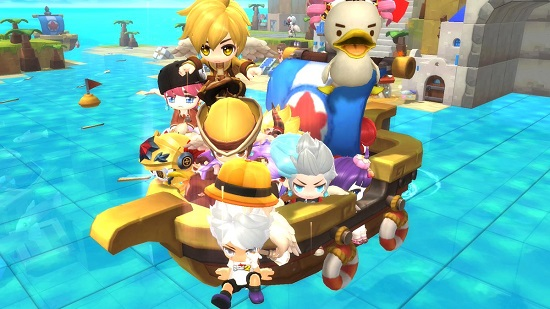 MapleStory 2 Post-Launch Interview with Lead Designer