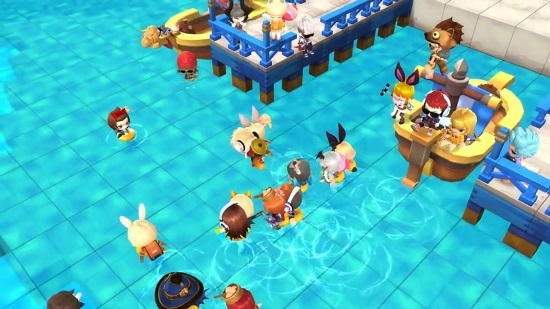 MapleStory 2 Post-Launch Interview with Lead Designer Miyoung Oh