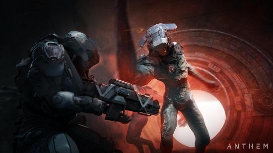 Anthem: Pulling Back the Veil on Lore - MMORPG com
