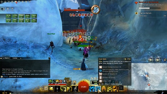 Guild Wars 2 - A Merry New Wintersday Experience - MMORPG com