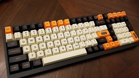 Vortex Tab 90 Mechanical Keyboard Review - MMORPG com