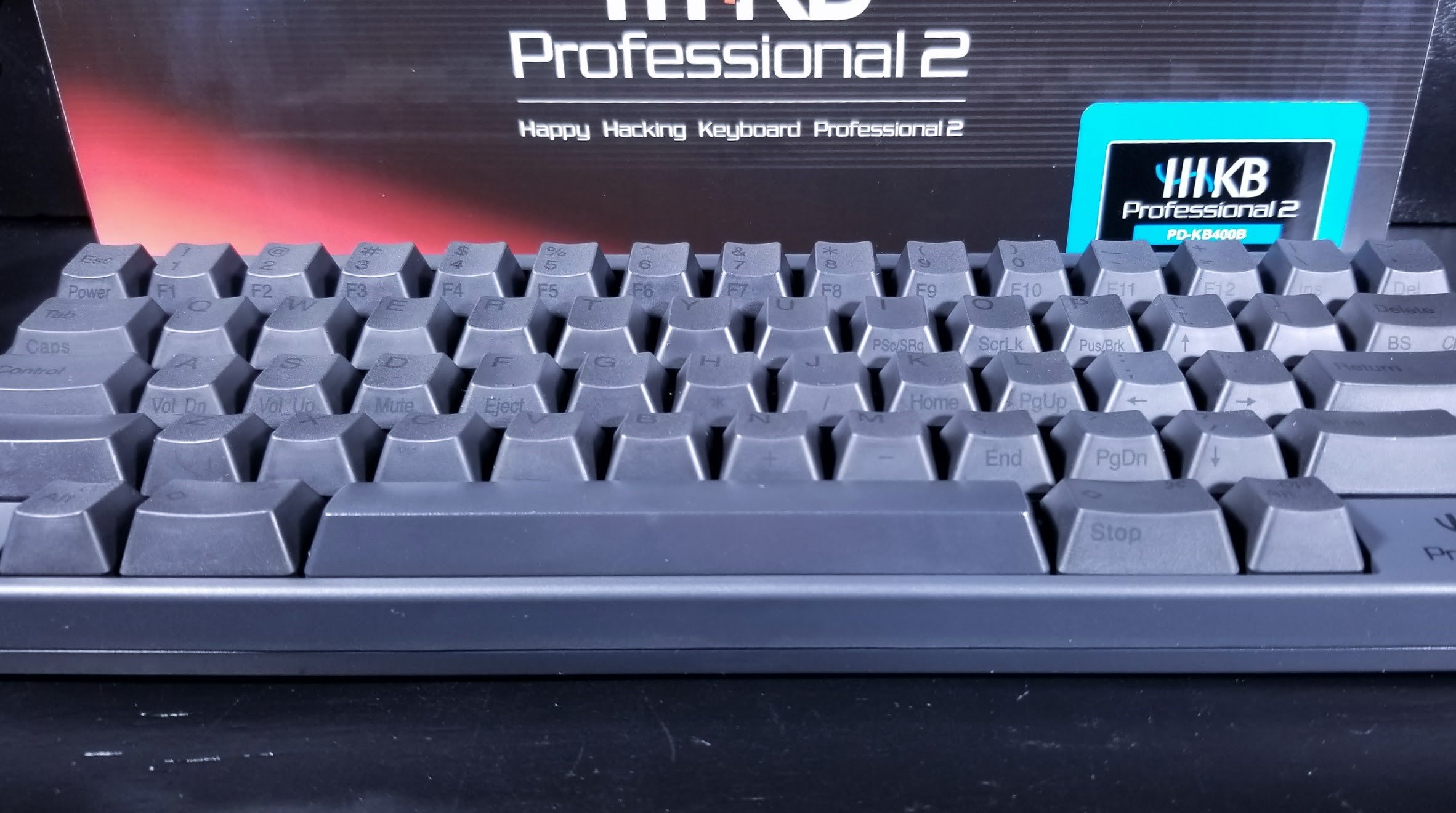 Happy Hacking Keyboard Professional 2 Review