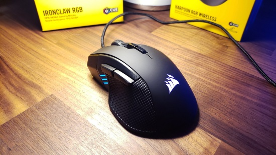 First Look: Corsair's Q1 2019 Mouse Line-Up - MMORPG com