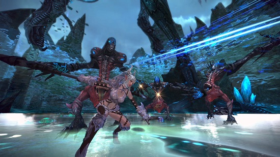 The Making of the TERA Valkyrie - MMORPG com
