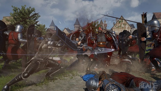 Conqueror's Blade: Its Massive New World is Coming - MMORPG com