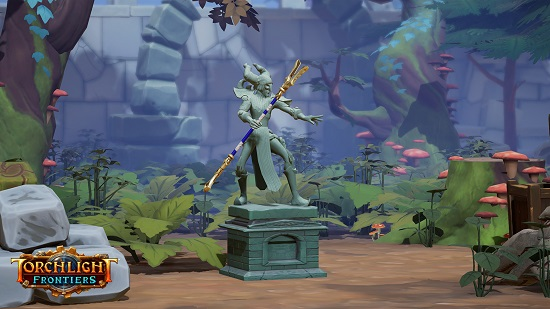 Torchlight Frontiers Forging Forward With The Community As A Guide