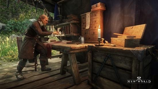 Impressions of Amazon's New World - MMORPG com