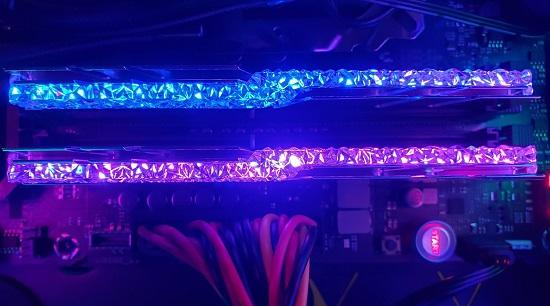 G Skill Trident Z RGB Royal DDR4-3200 C16 Review: More Bling