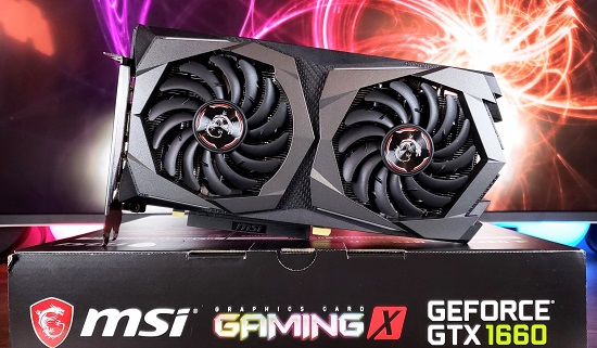 MSI GeForce GTX 1660 Gaming X 6G Review: Affordable 1080p Powerhouse